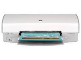 Resume light blinking hp printer