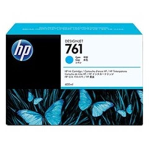 Zásobník HP č.761 - B3P17A (Azurový) - originální