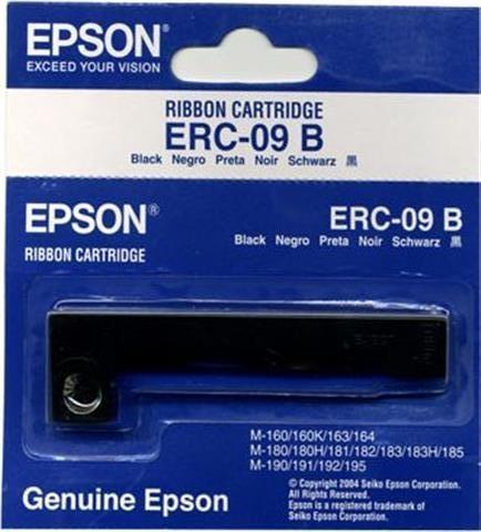 Barvící páska Epson S015354 (Černá)