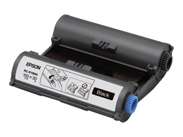 Páska Epson C53S635001 (Černá) (100mm x 30m)