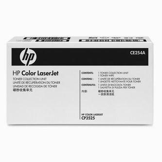 HP Sběrná nádobka toneru Hewlett-Packard Color LaserJet, CE254A, černá