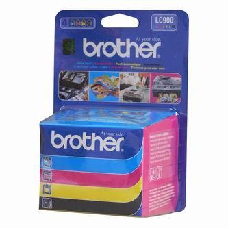 Brother Inkoustová cartridge Brother DCP-110C, MFC-210C, 410C, 1840C, MFC-3240C, 5440CN, - originální