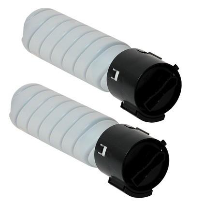 Toner Konica Minolta TN118, TN-118, A3VW050, 2 kusy, kompatibilní (Černý)