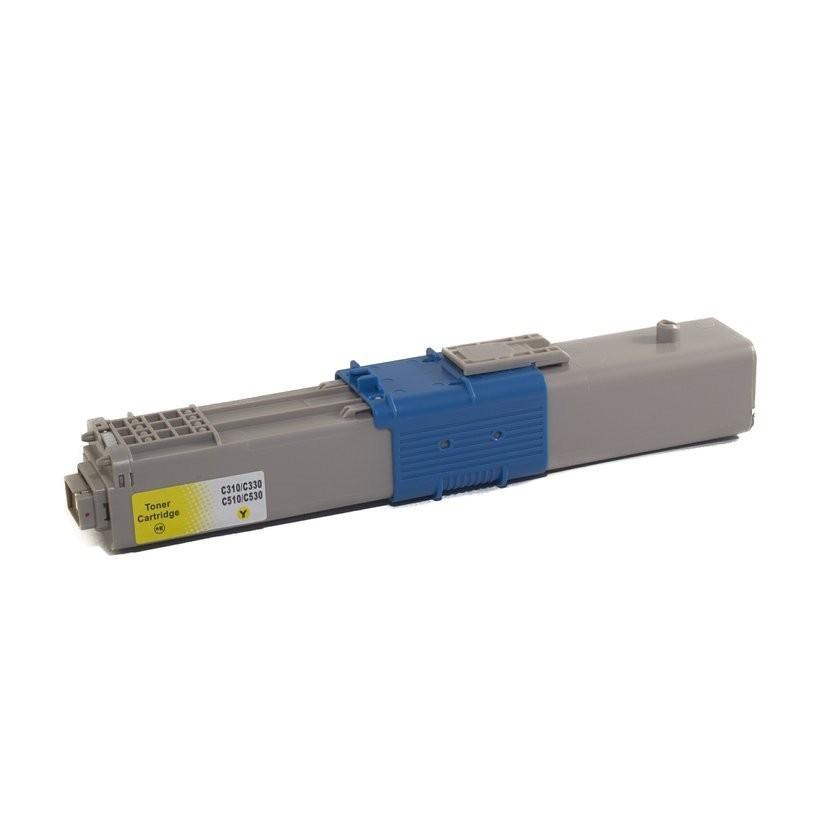 Toner OKI 46508709, OKI C332 - kompatibilní (Žlutý)