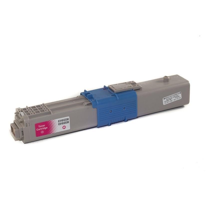 Toner OKI 46508710, OKI C332 - kompatibilní (Purpurový)