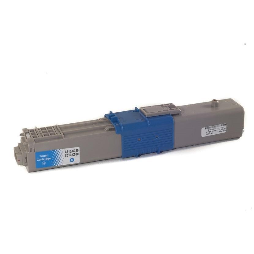 Toner OKI 46508711, OKI C332 - kompatibilní (Azurový)