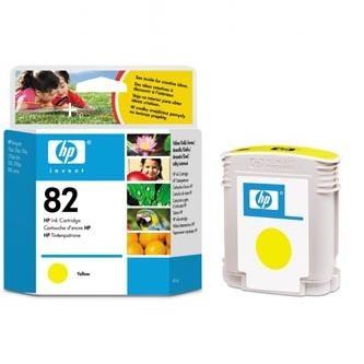 HP Inkoustová cartridge HP DesignJet 500, PS, 800, 815, cc800ps, 4200, C4913A, žlut