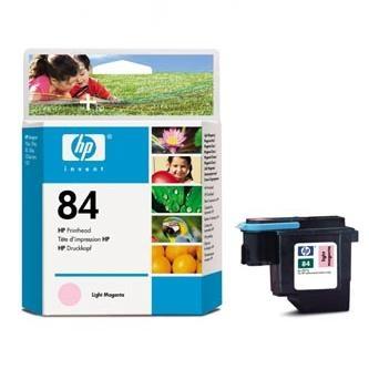 HP Tisková hlava HP DesignJet 10ps, 20ps, 50ps, 120, C5021A, červená, No. 84, tisko