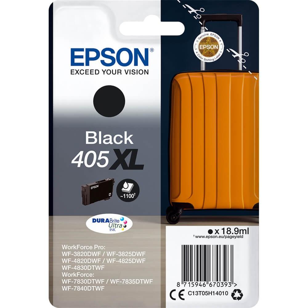 Cartridge Epson 405XL, C13T05H14010 - originální (Černá)
