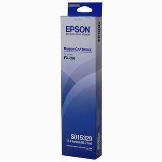 Barvící páska Epson S015329, C13S015329 (Černá)
