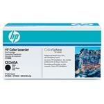 HP Tonerová cartridge HP Color LaserJet CP4025/CP4525, black, CE260A, 8500s, O