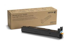 Xerox (Tektronix) Toner Xerox WorkCentre 6400, Cyan, 106R01317, 16500s, O