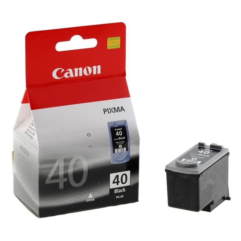 Cartridge Canon PG-40, 0615B001 (Černá) - originální