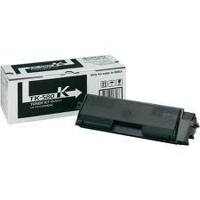 Kyocera Toner Kyocera Mita FS- C5150DN, black, TK580K, 3500s, O