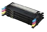 Toner Samsung CLX 3175, sada 1 x černá a 3 x barevné kompatibilní tonery