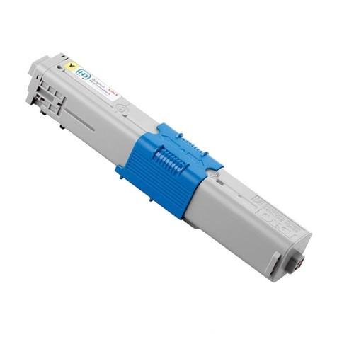 Toner OKI 44469704, OKI C310 - kompatibilní (Žlutý)