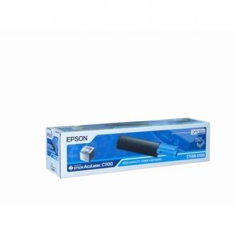 Toner Epson S050189, C13S050189 originální (Azurový)