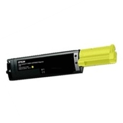 Toner Epson C13S050187 kompatibilní kazeta (Žlutá)