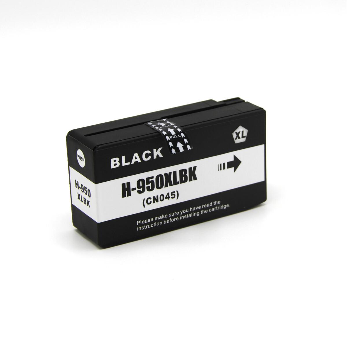 Cartridge HP 950XL, HP CN045A kompatibilní kazeta (Černá)
