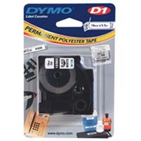 Levně Páska Dymo 16960 (Černý tisk/bílý podklad) trvanlivý polyester 1